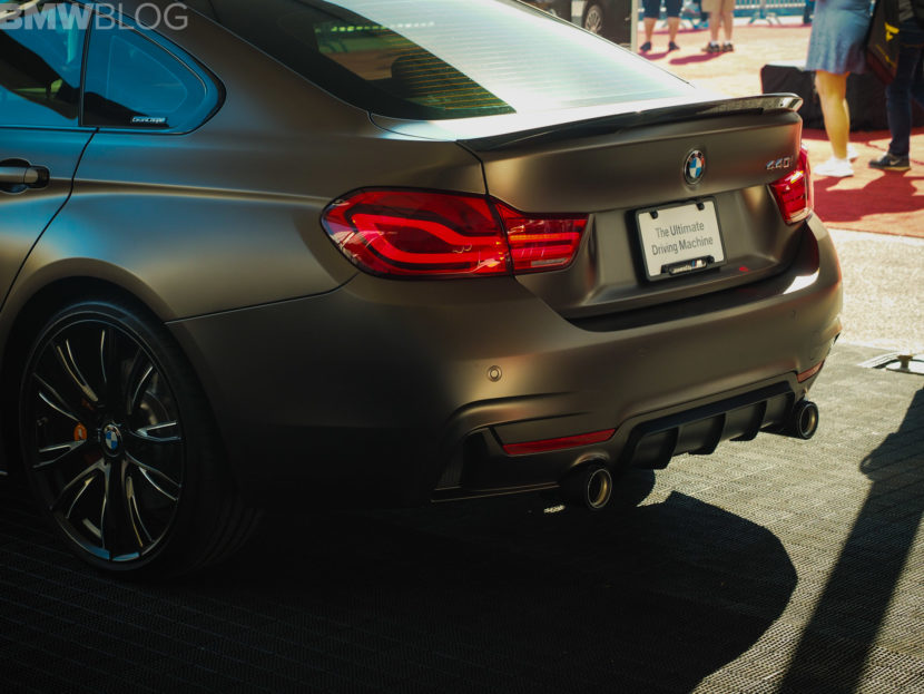 BMW 440i Gran Coupe M Performance Parts 13 830x623