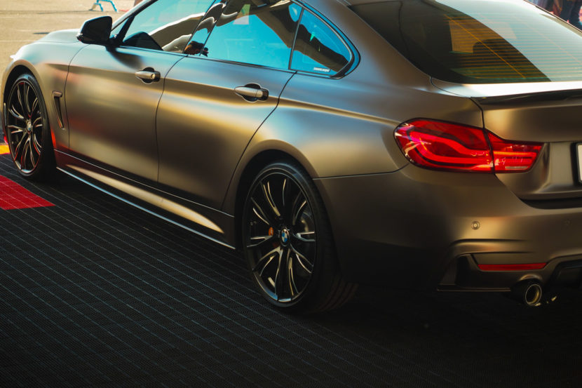 4 Series Gran Coupe >> Spied 2021 Bmw 4 Series Gran Coupe