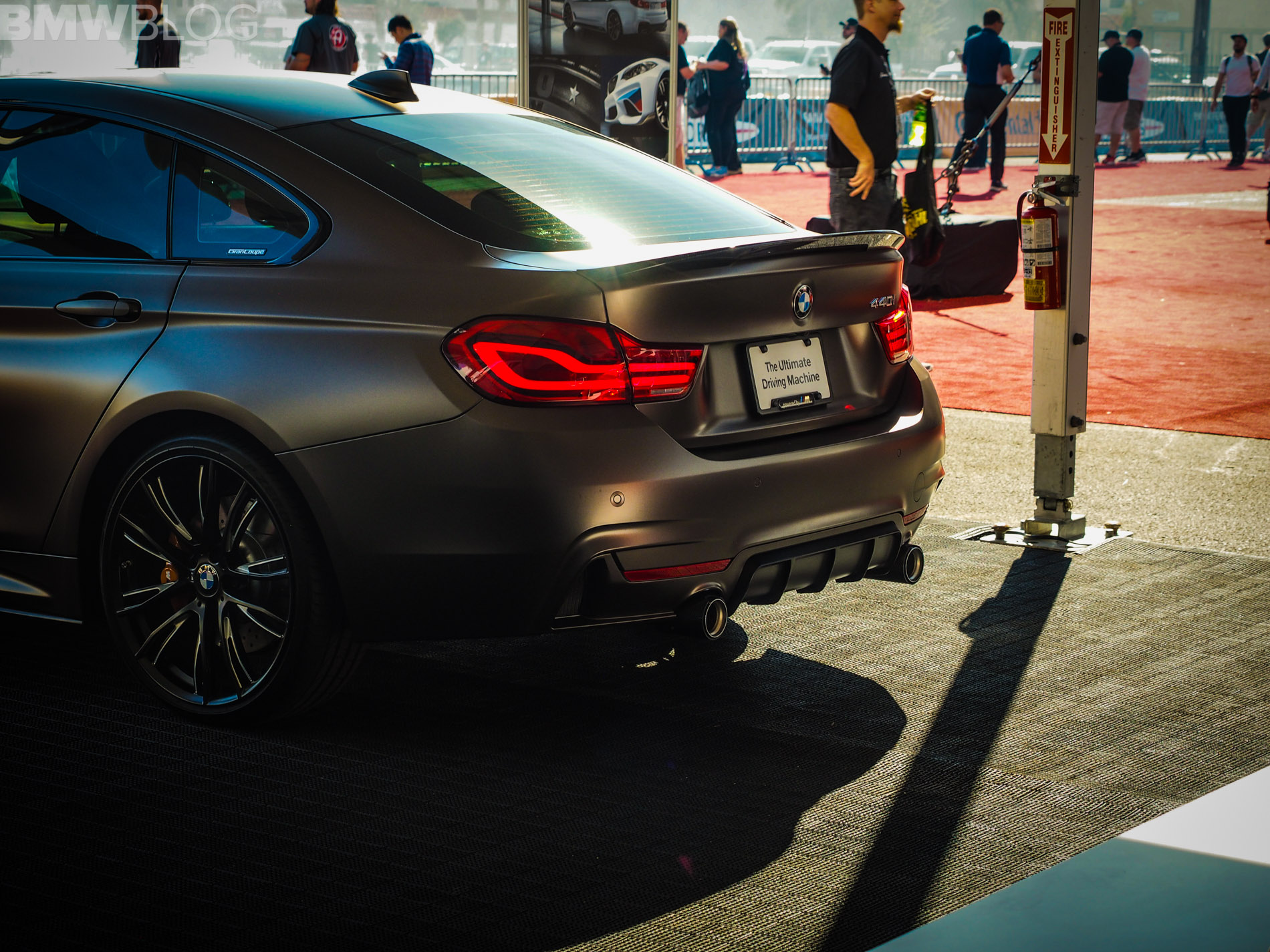 BMW 440i Gran Coupe M Performance Parts 17