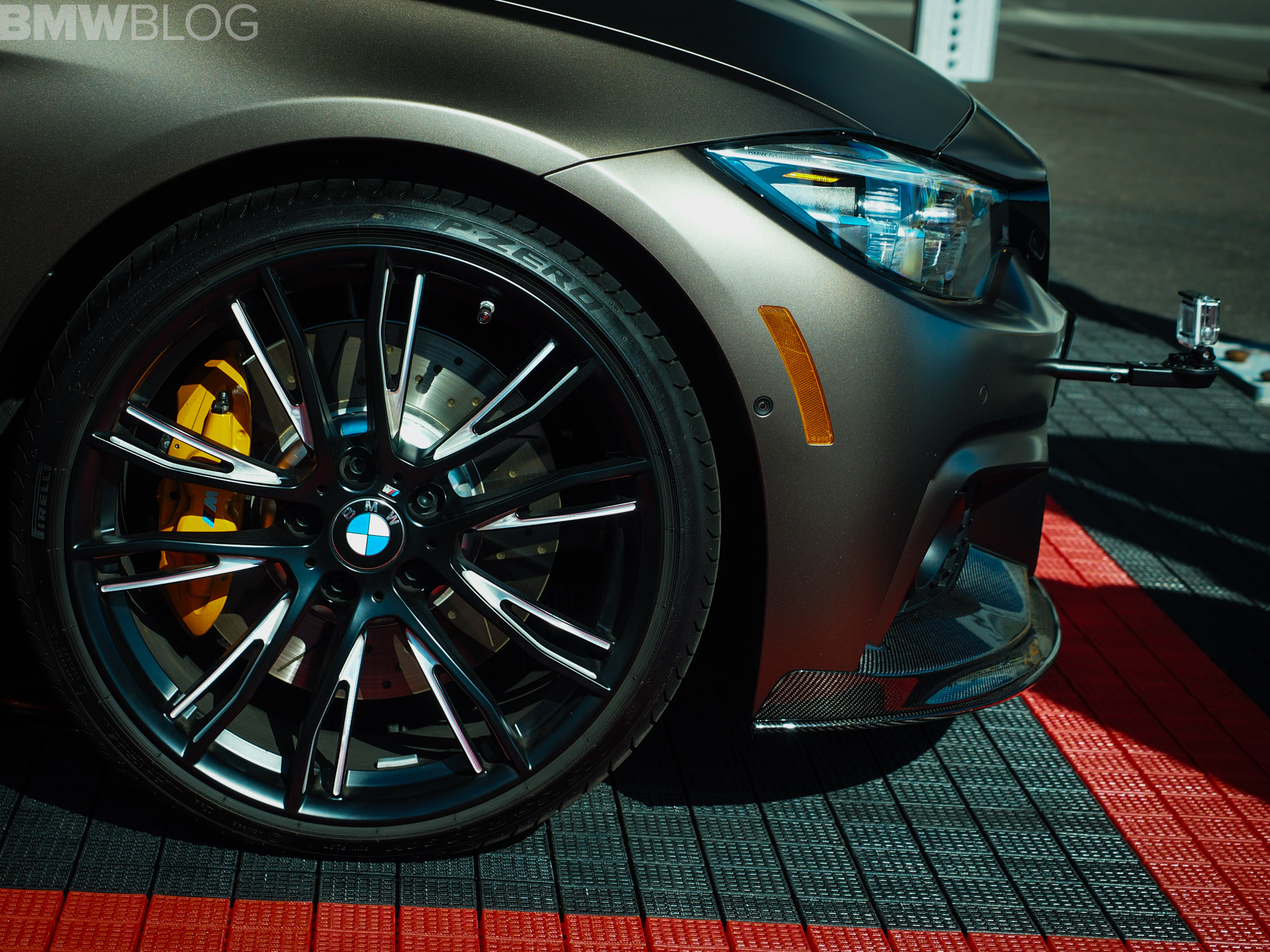 BMW 440i Gran Coupe M Performance Parts 22 830x623