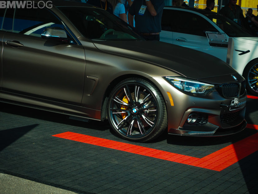 BMW 440i Gran Coupe M Performance Parts 24 830x623