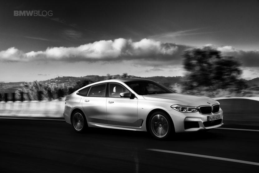 BMW 6 Series Gran Turismo GT test drive 108 830x554
