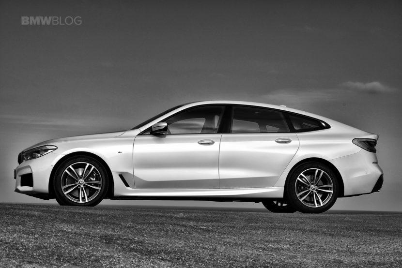 BMW 6 Series Gran Turismo GT test drive 113 830x554