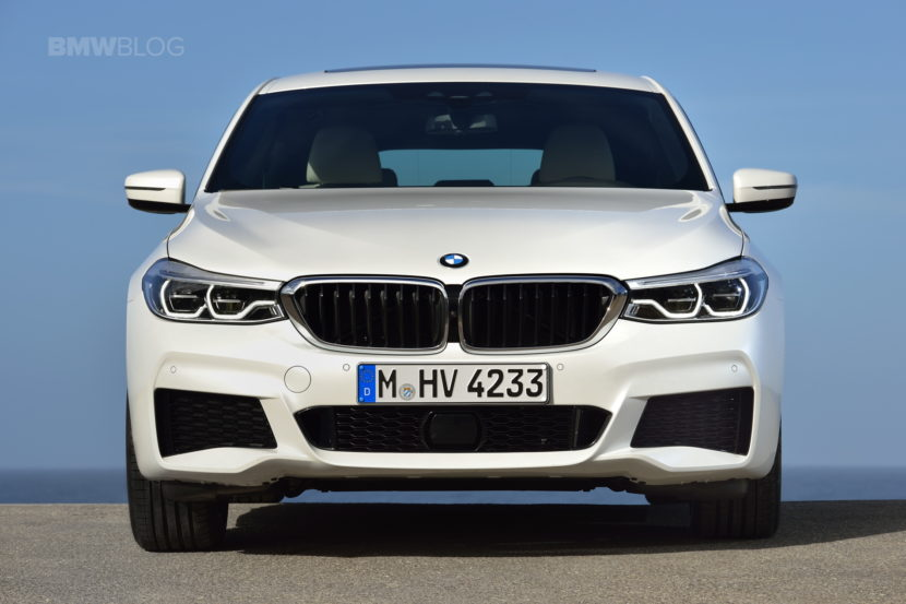 BMW 6 Series Gran Turismo GT test drive 12 830x553