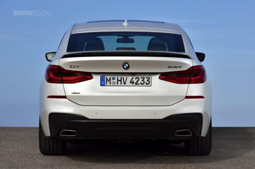 BMW 6 Series Gran Turismo GT test drive 14 830x553