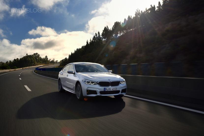 BMW 6 Series Gran Turismo GT test drive 37 830x553