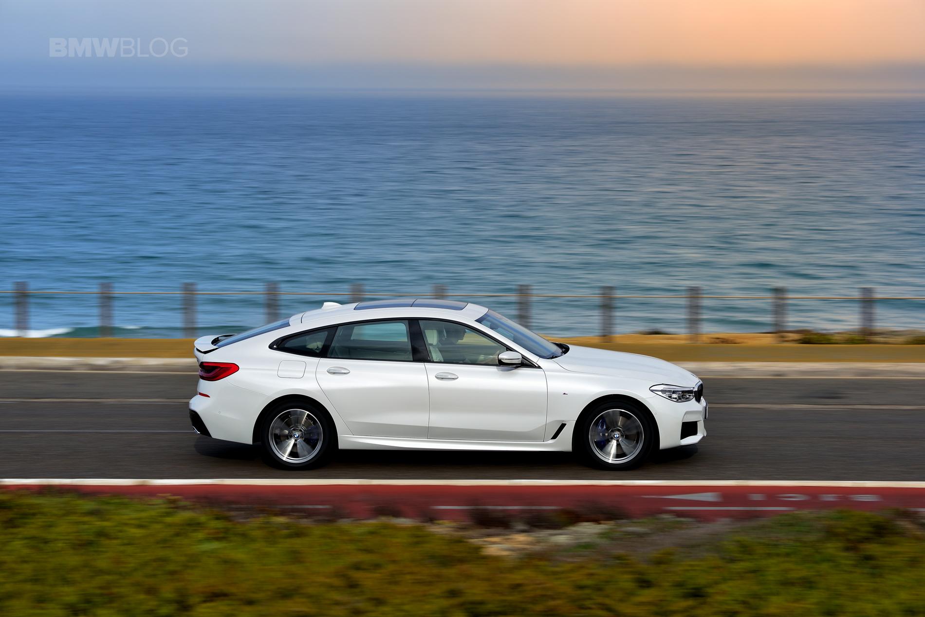 BMW 6 Series Gran Turismo GT test drive 53