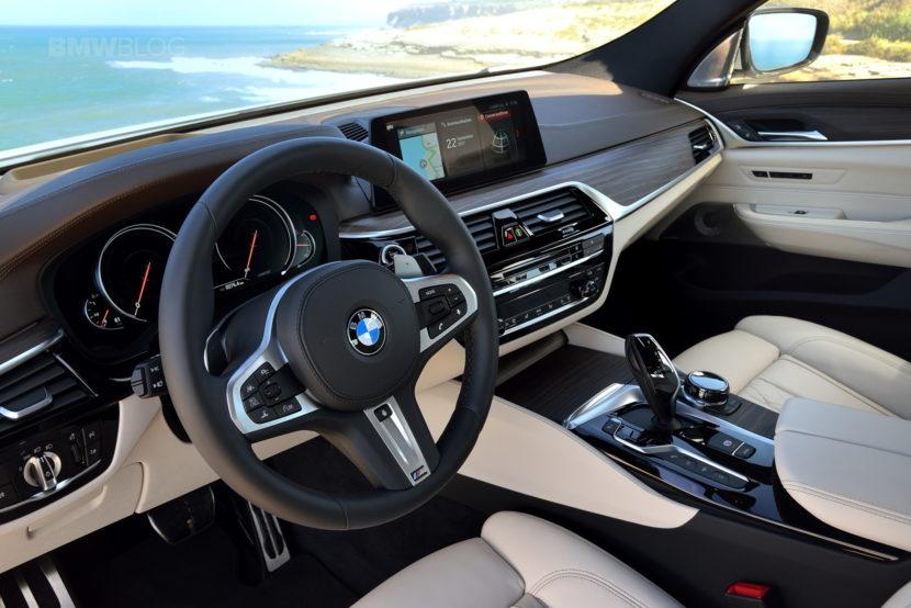 BMW 6 Series Gran Turismo GT test drive 71 830x554
