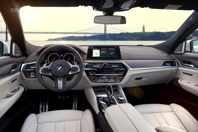 BMW 6 Series Gran Turismo GT test drive 73 830x554