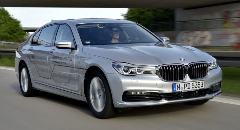 BMW 7 Series Level 3 image 830x450