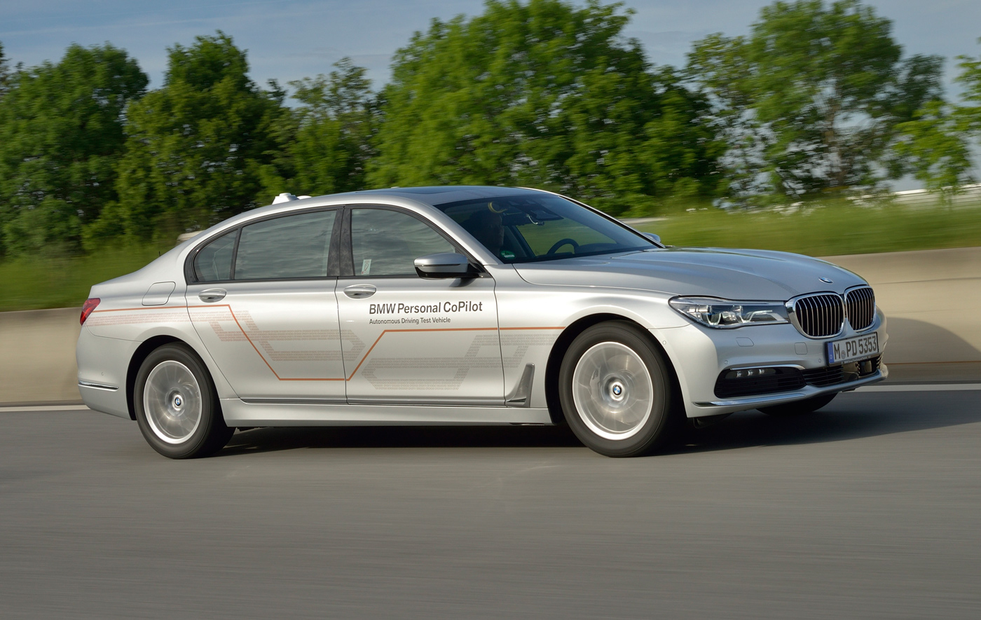 BMW 7 Series Level 3