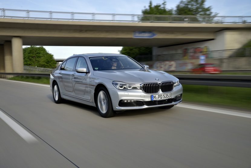 BMW 7 Series Prototype 4 830x554