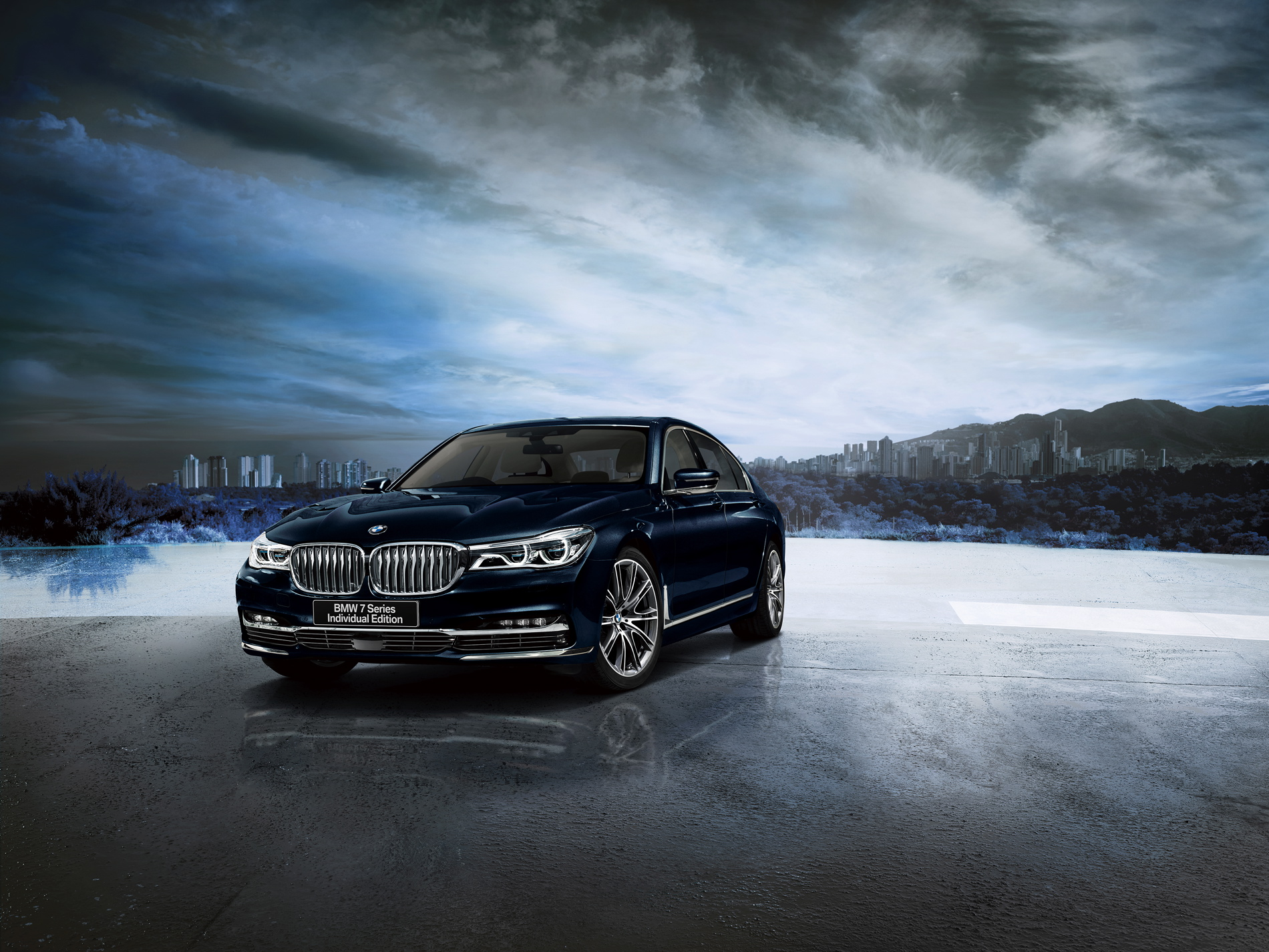 BMW 750Li Individual Edition 2017 Special models for Japan 13