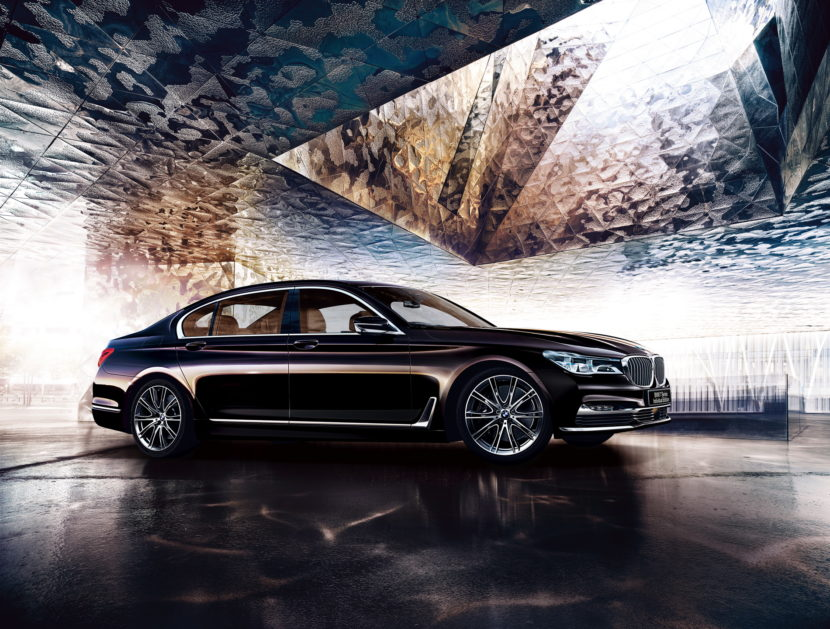 BMW 750Li Individual Edition 2017 Special models for Japan 17 830x629