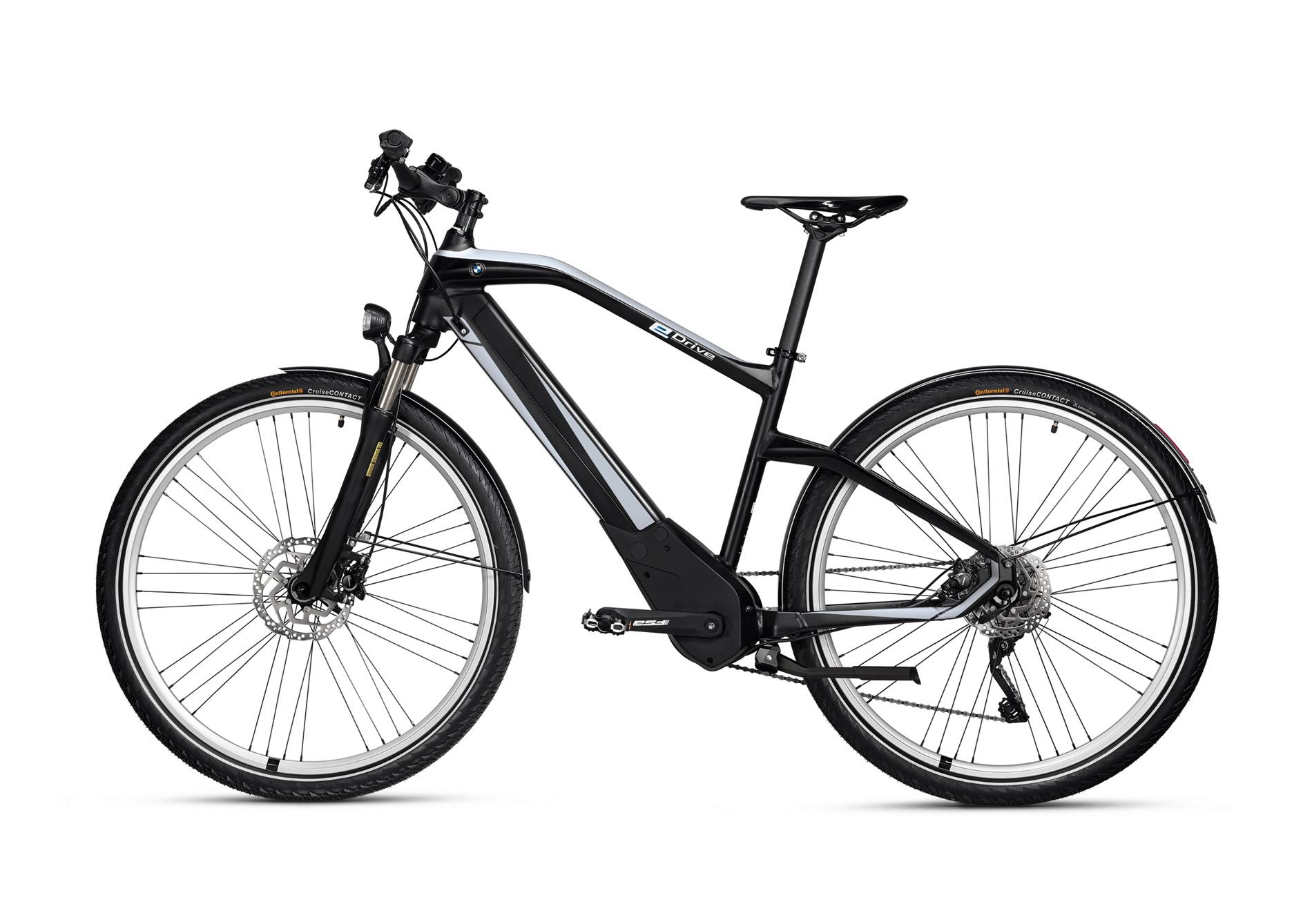 World Premiere Bmw Active Hybrid E Bike
