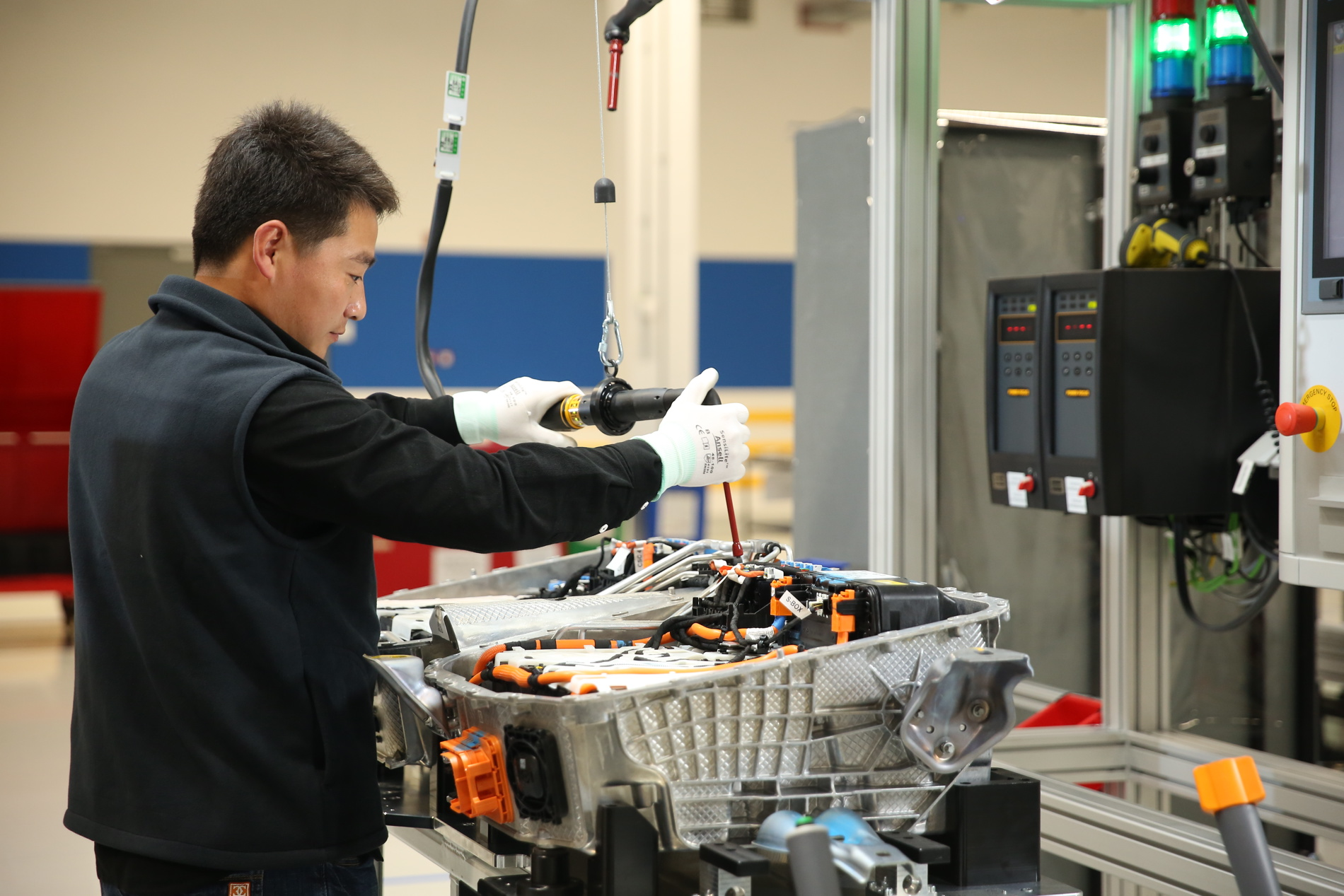 BMW Brilliance Automotive battery factory 04
