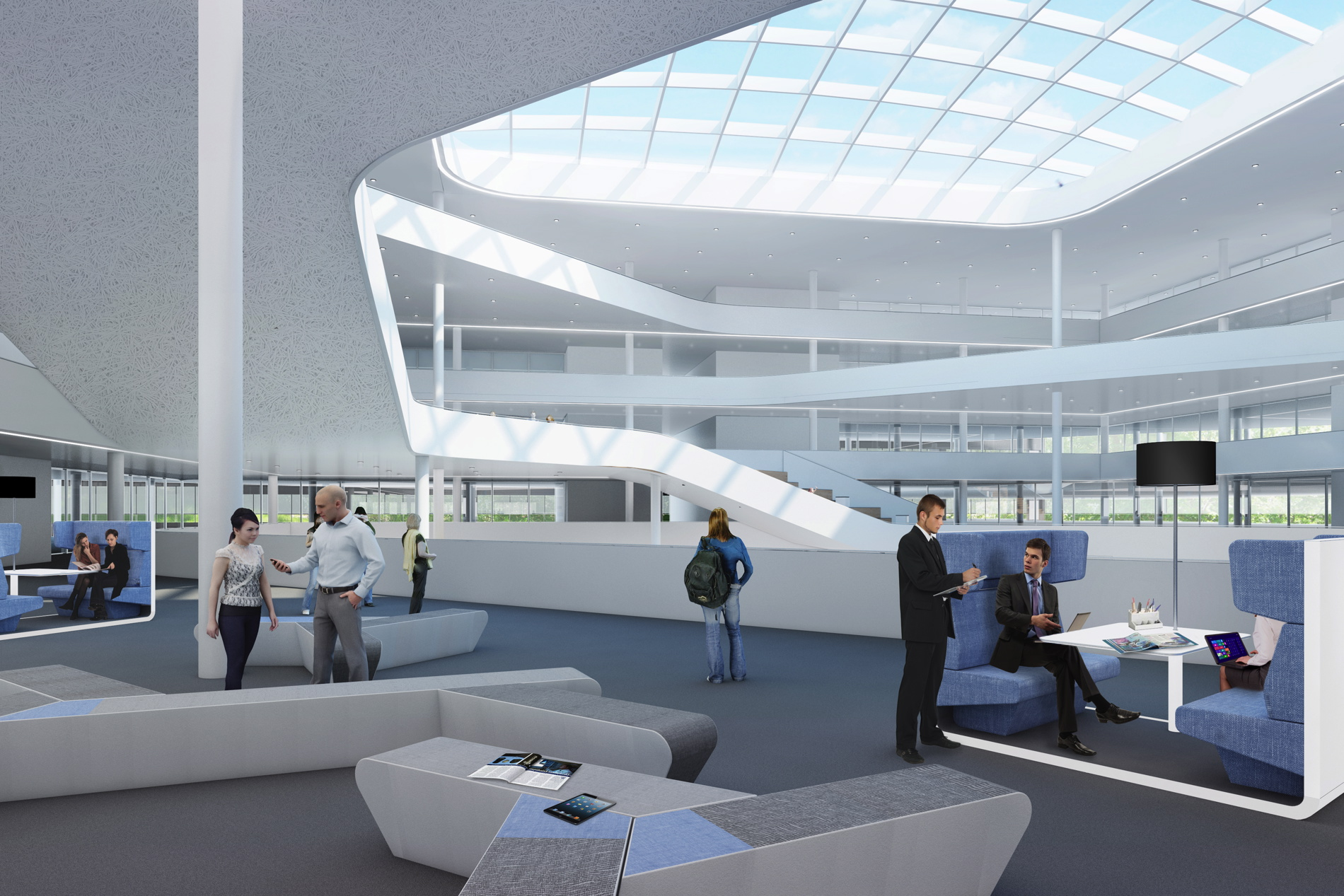 Bmw Investing 400 Million Euros In Expansion Of The Fiz In Munich