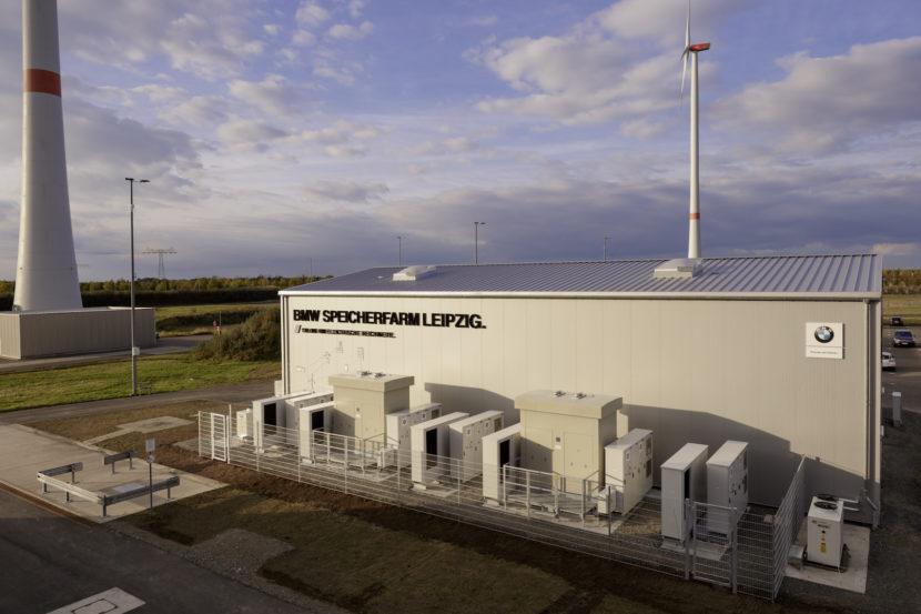 BMW Leipzig i3 Plant 830x553