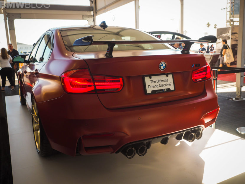 BMW M3 30 years American Edition 1 830x623
