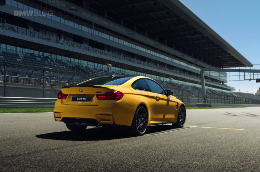 BMW M4 Speed Yellow Laguna Seca Blue 06 830x550