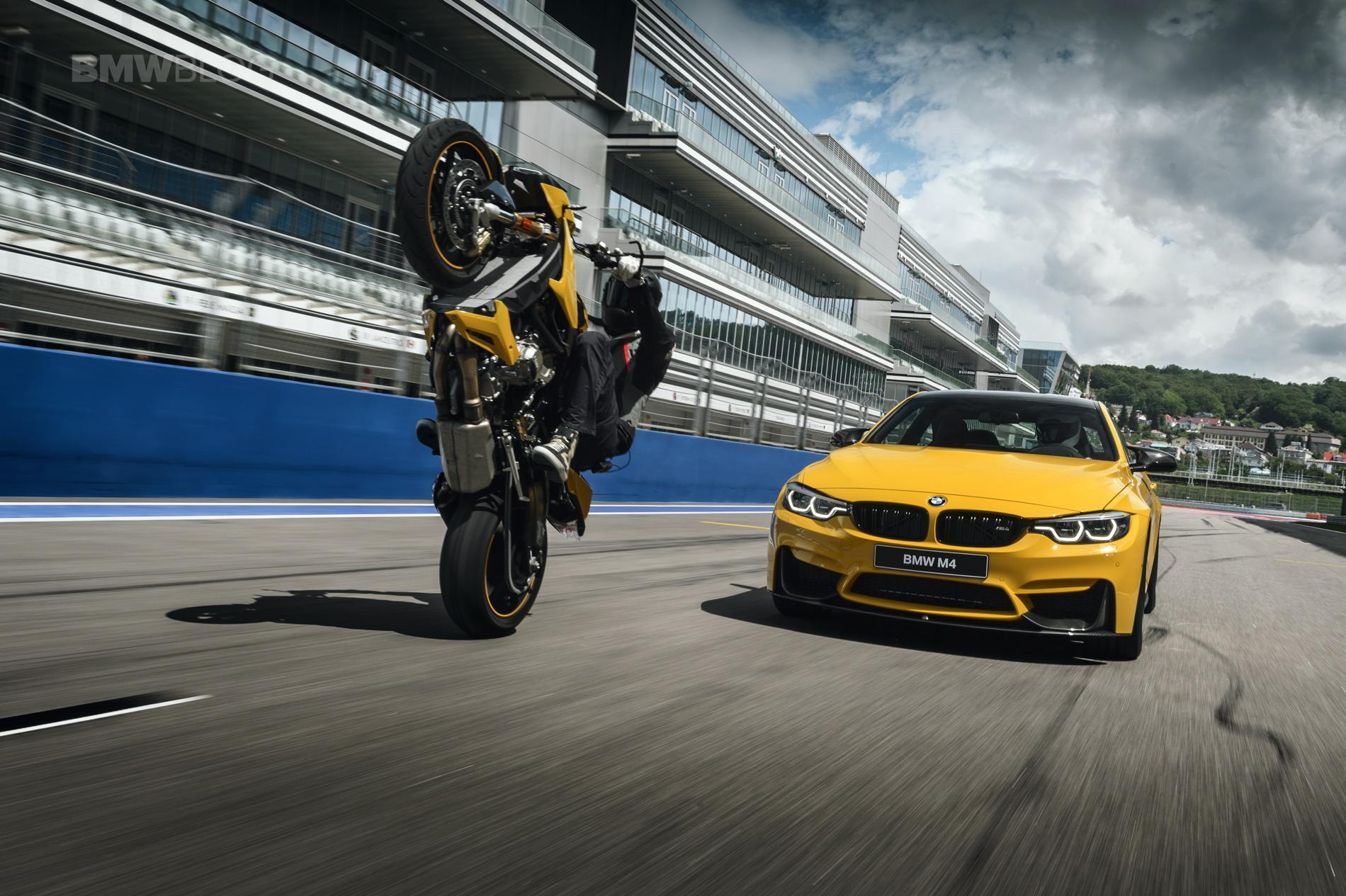 BMW M4 Speed Yellow Laguna Seca Blue 30