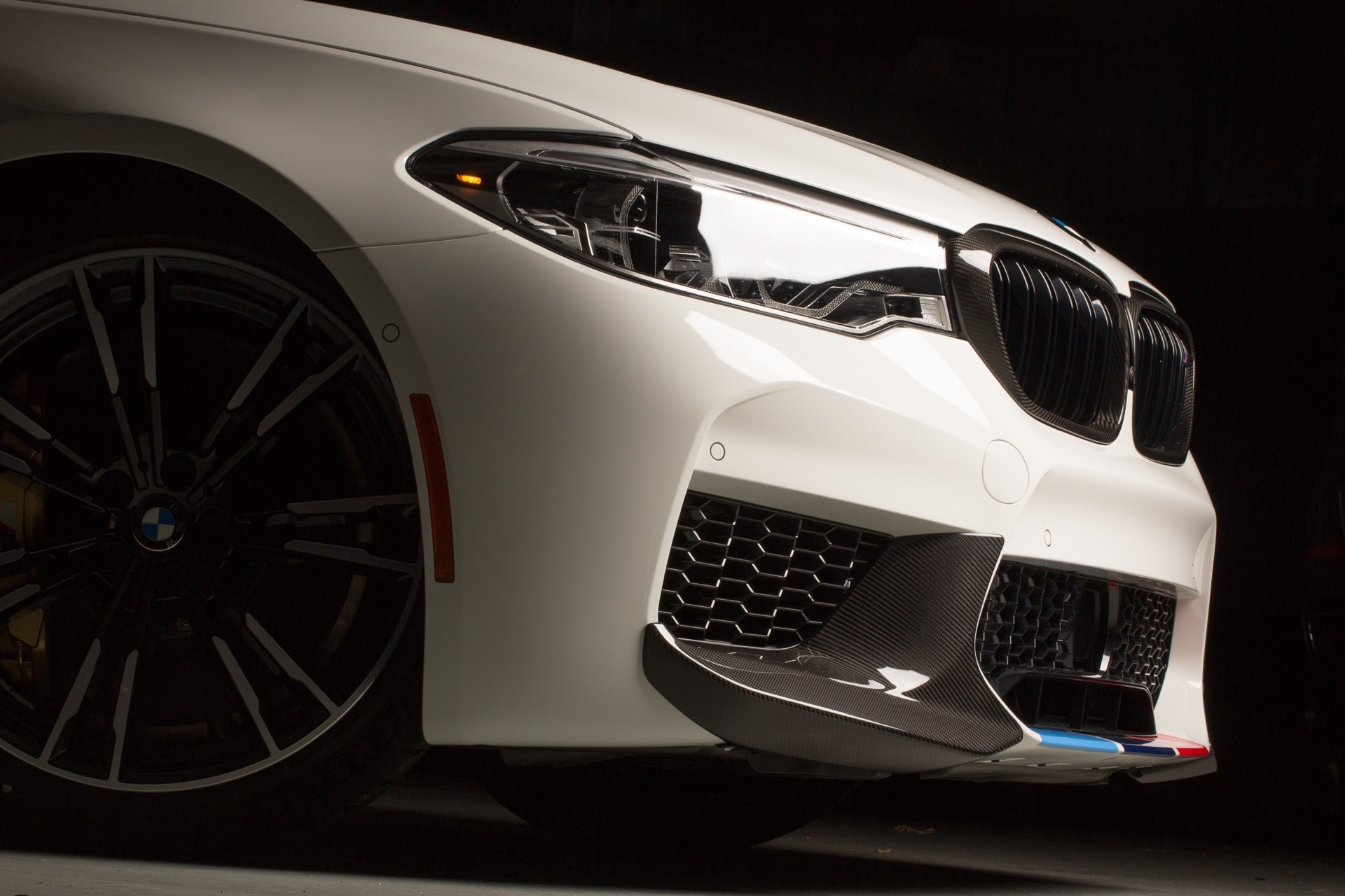 F90 Bmw M5 M Performance Parts Debut At Sema