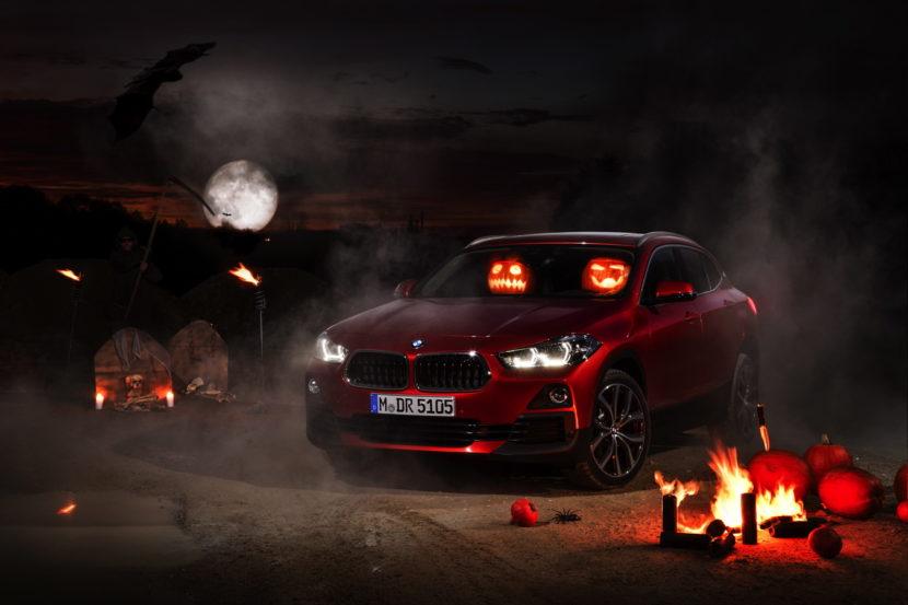 BMW X2 Halloween 01 830x553