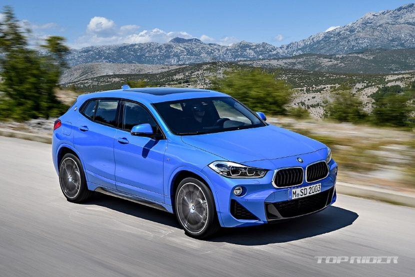 BMW X2 Leaked 2 830x554