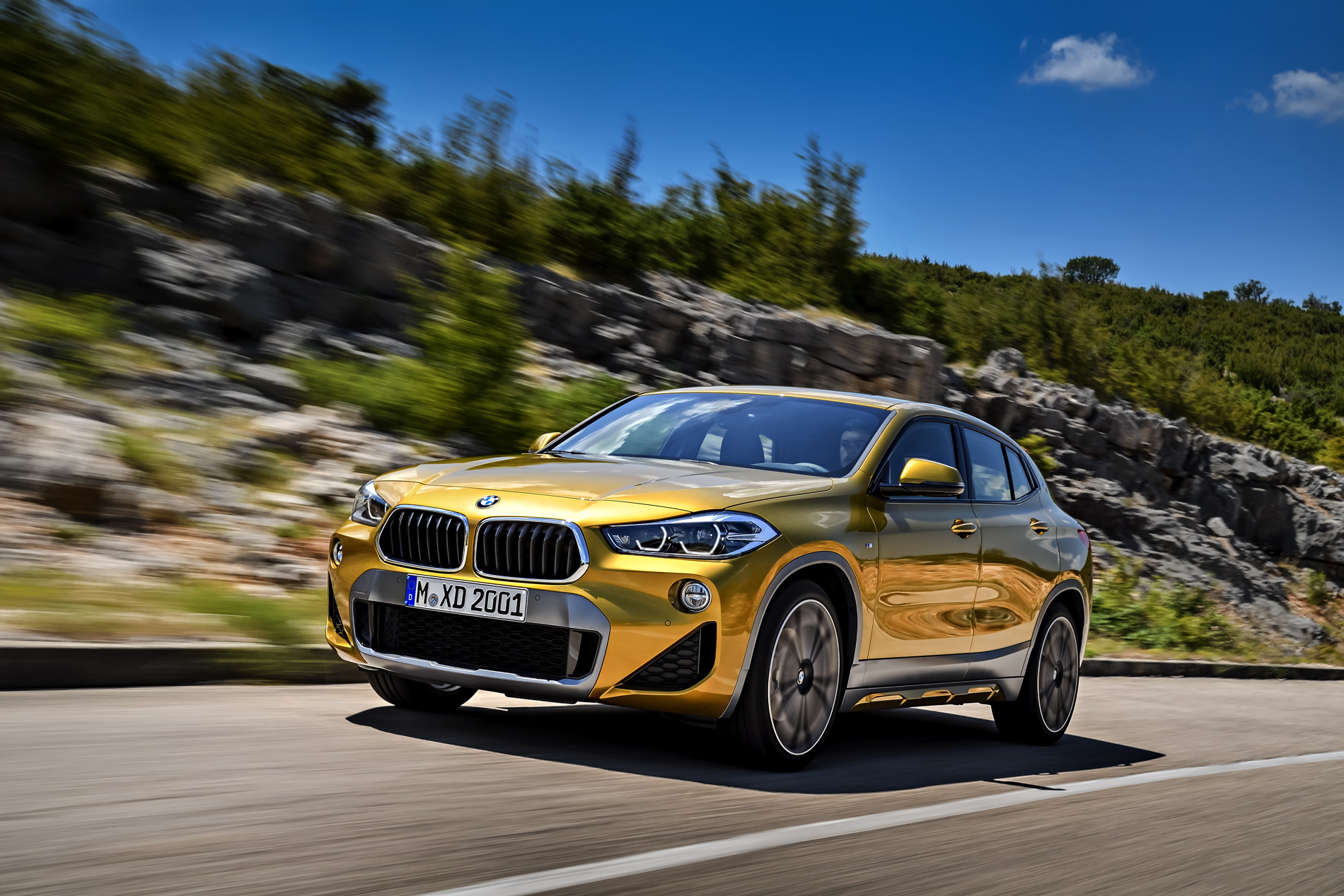 BMW X2 images 28