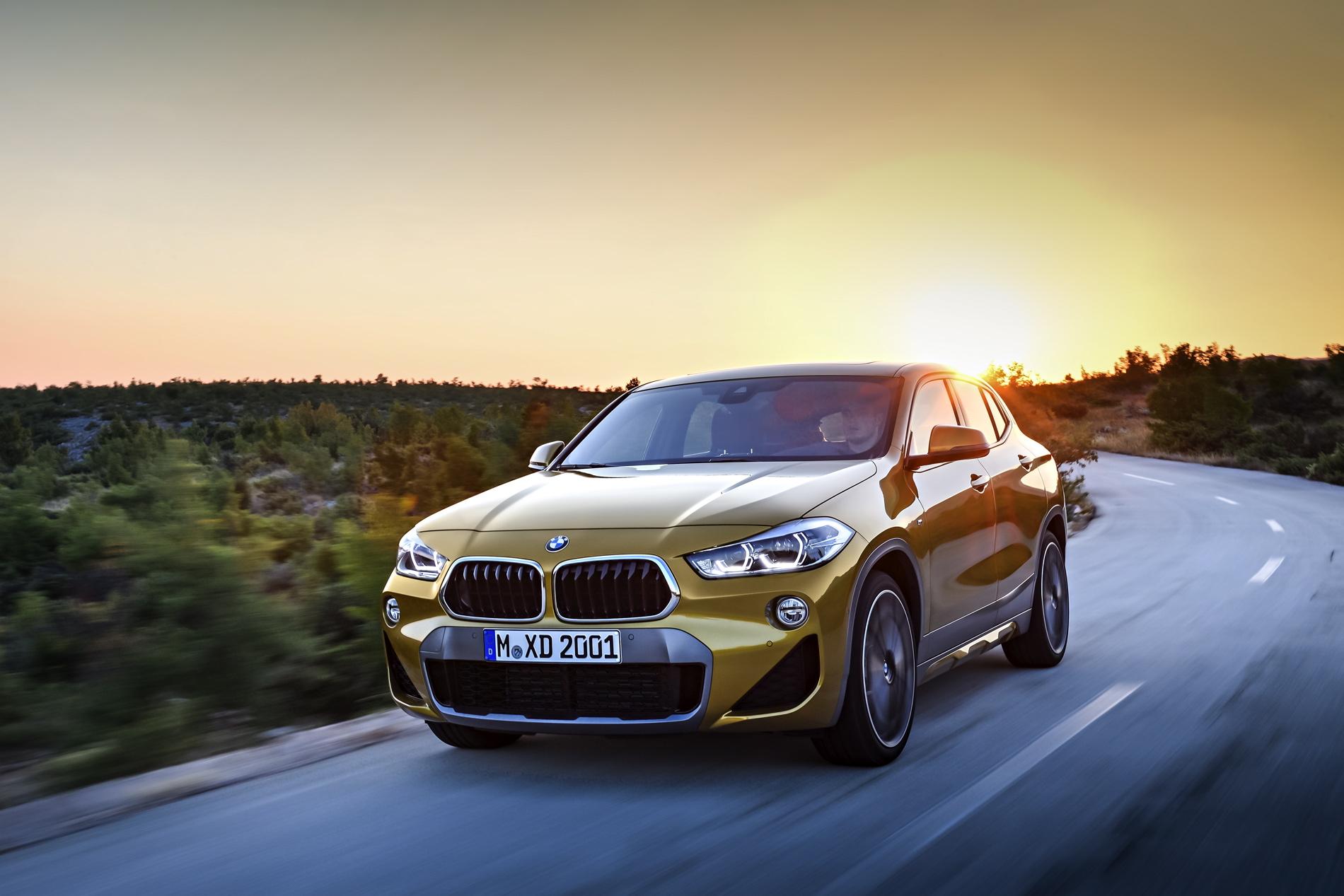 BMW X2 images 36