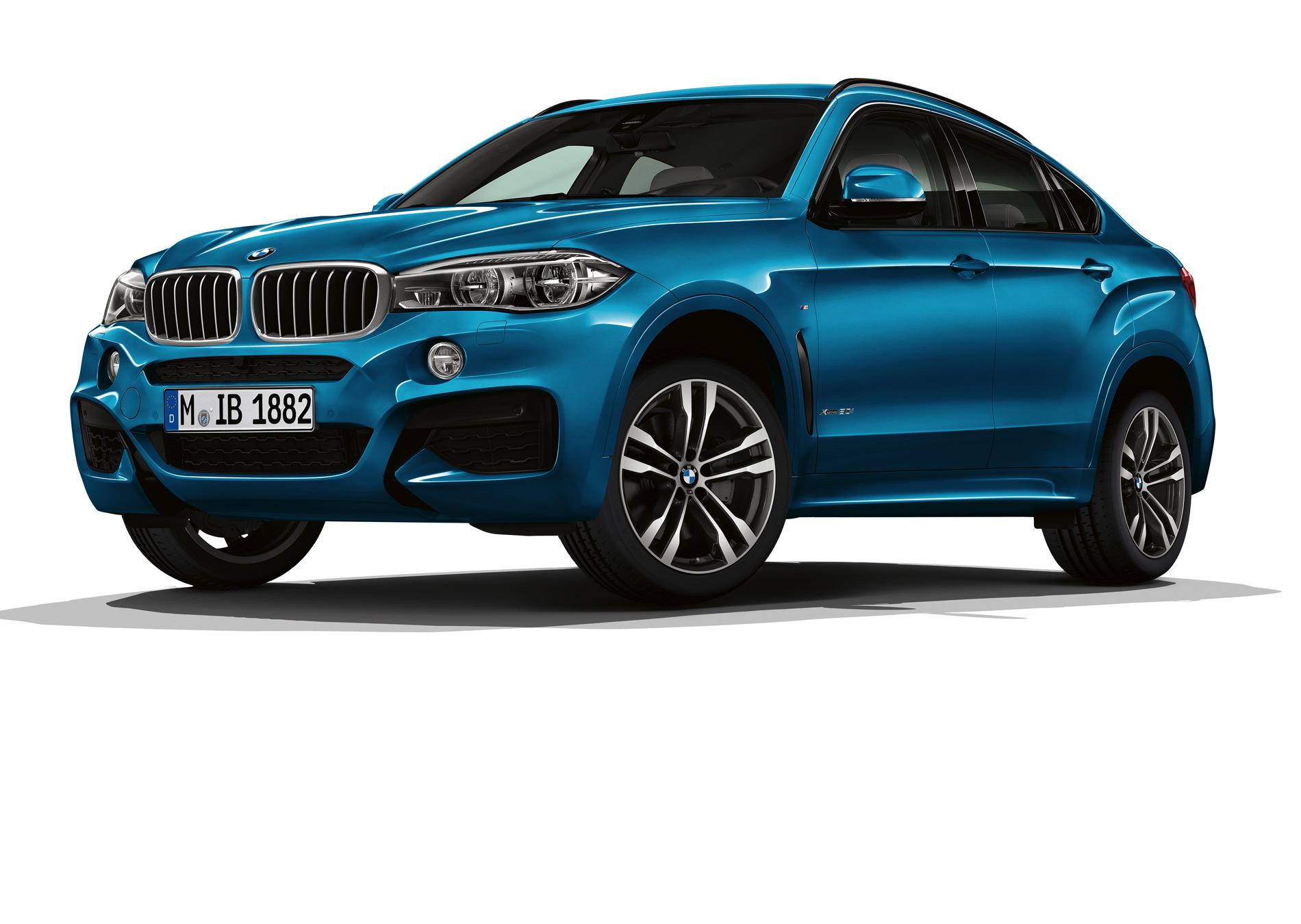 BMW X6 M Sport Edition 02
