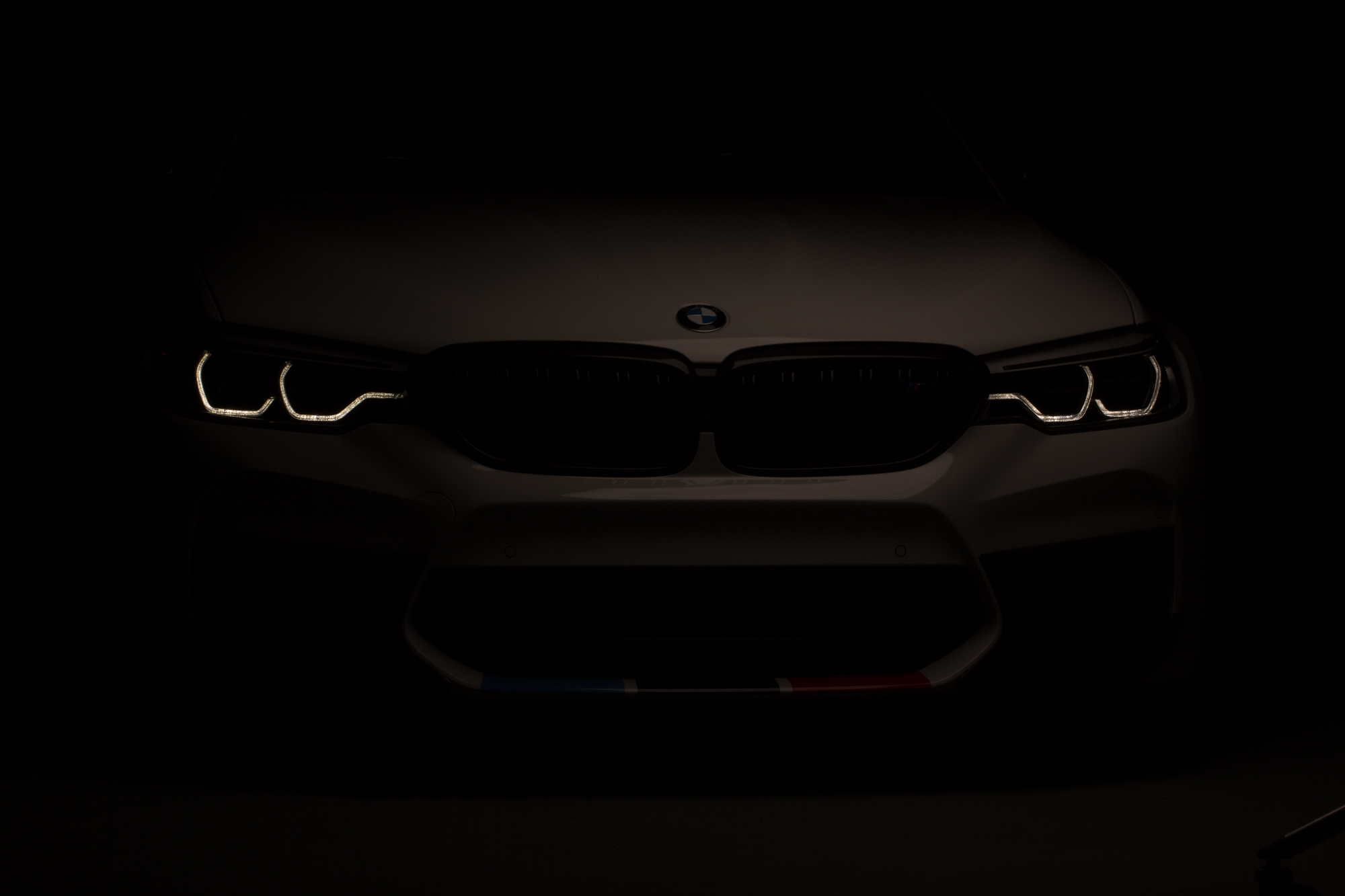 BMW M5 M Performance Parts Teaser