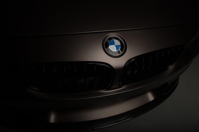 BMW SEMA 2017 teaser 7 830x553