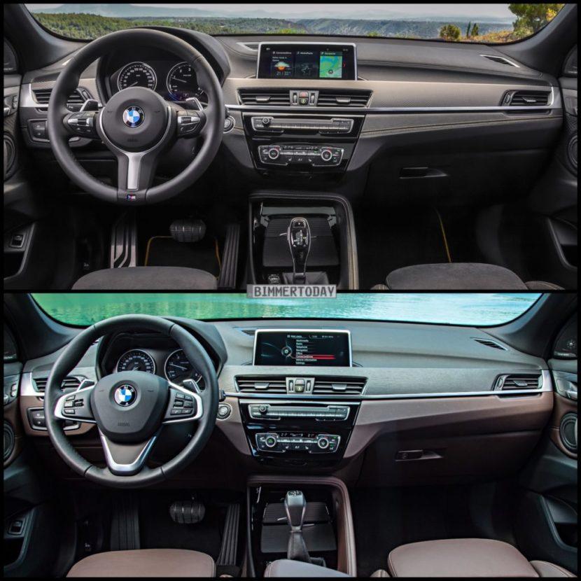 Photo Comparison: BMW X2 Vs BMW X1