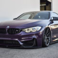 Daytona Violet BMW M4 ZCP Gets M Performance Parts And Vorsteiner Wheels 11 120x120