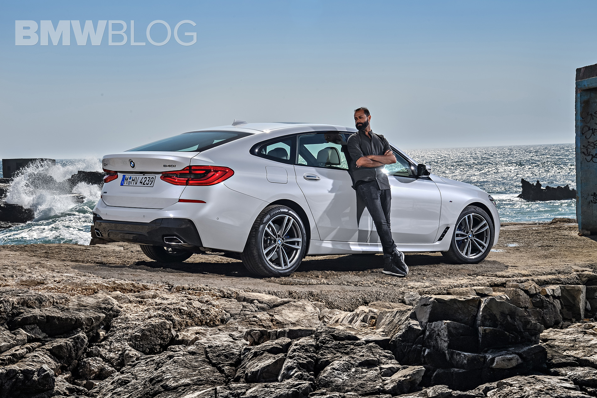 Hussein Al Attar BMW