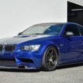 JDM Style LeMans Blue BMW E92 M3 Image 4 120x120