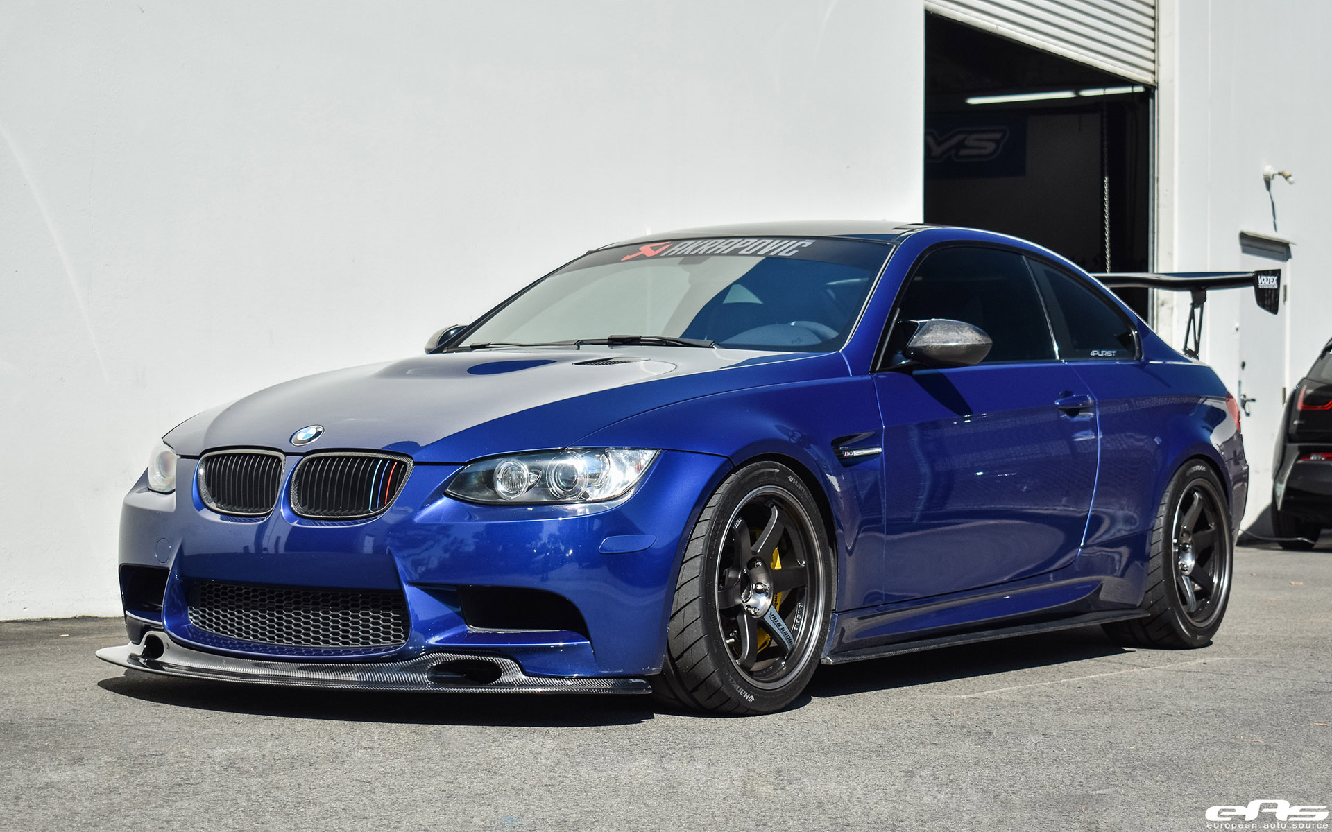 You Re Either Gonna Hate It Or Love It Jdm Style Lemans Blue Bmw E92 M3