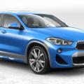 Misano Blue BMW X2 120x120