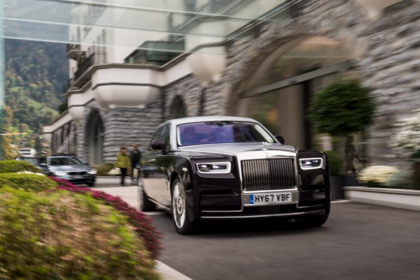 Rolls Royce Phantom VIII 02 830x553