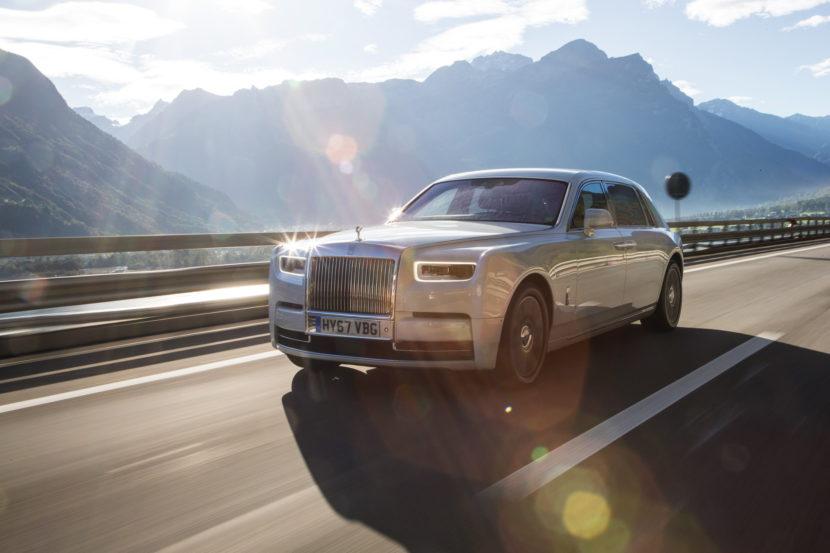 Rolls Royce Phantom VIII 48 830x553