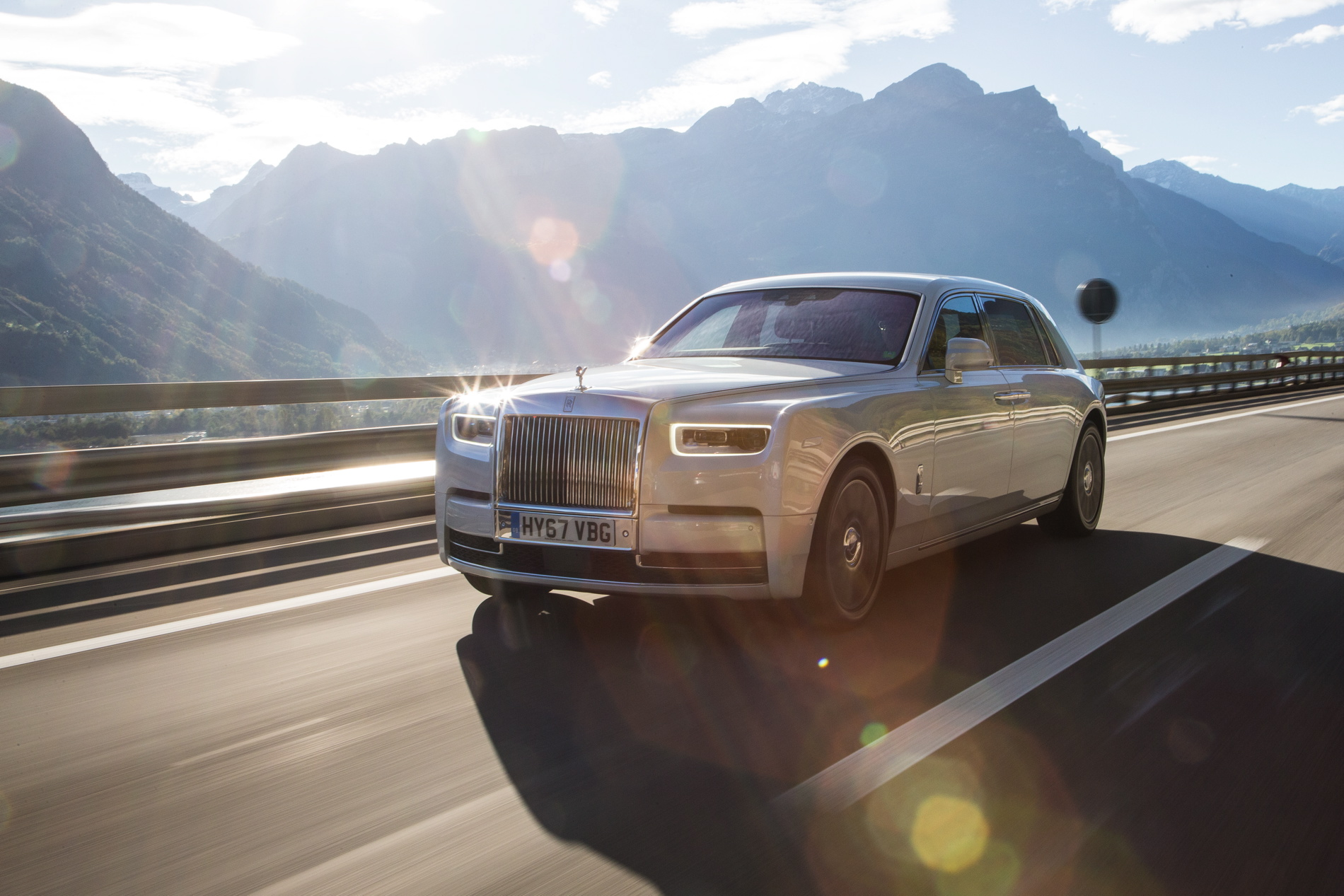 Rolls Royce Phantom VIII 48