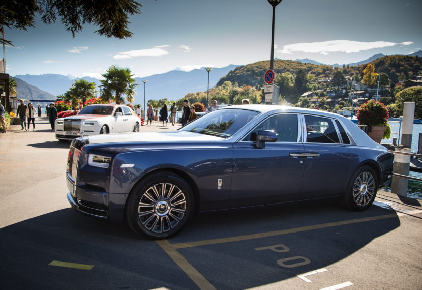 Rolls Royce Phantom VIII 52 830x570