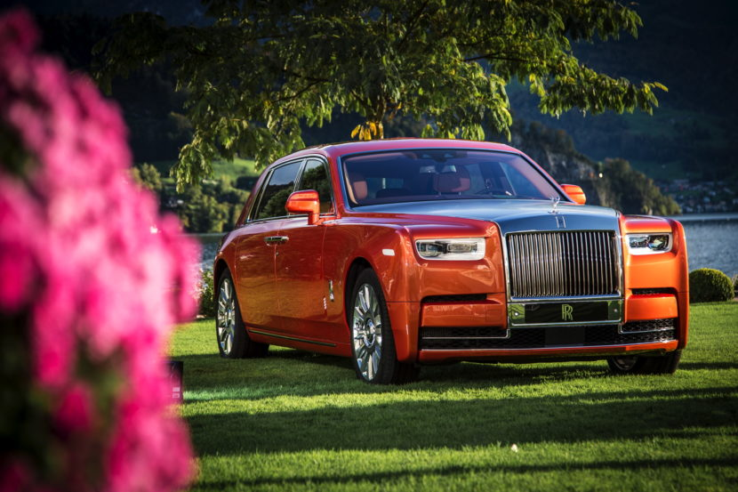 Rolls Royce Phantom Makes Top Gear S Greatest Luxury Cars