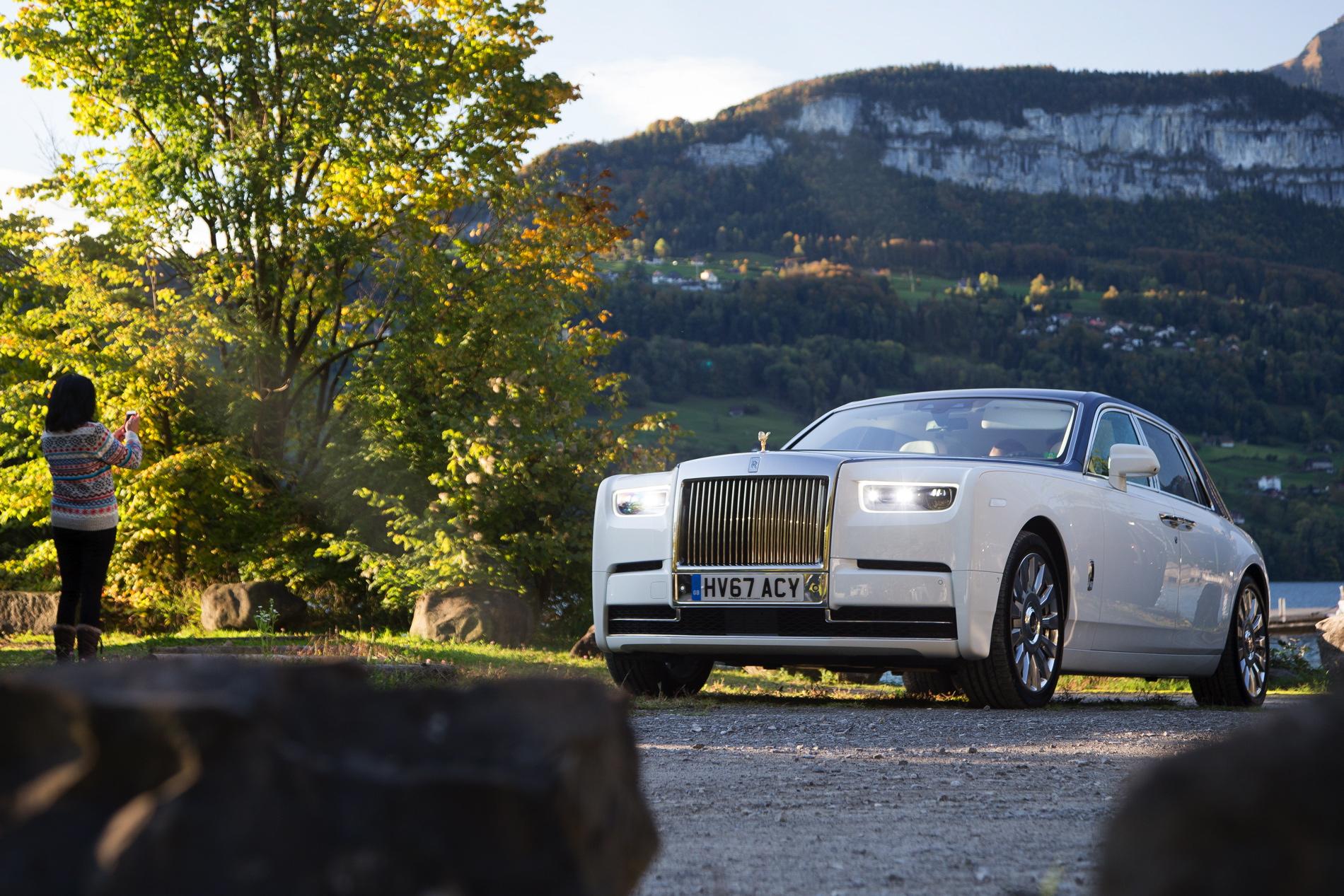 Rolls Royce Phantom VIII 60