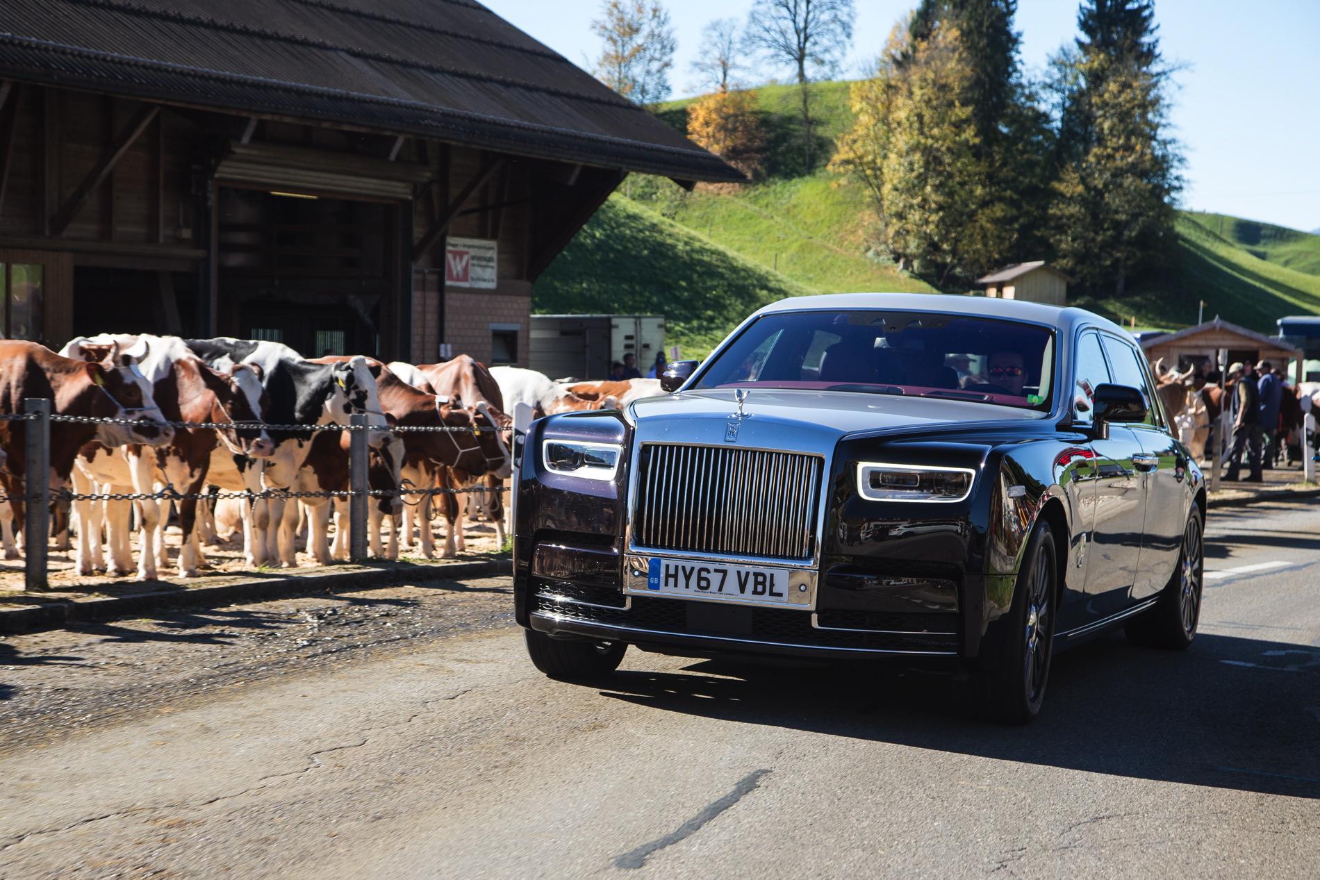 Rolls Royce Phantom VIII 62