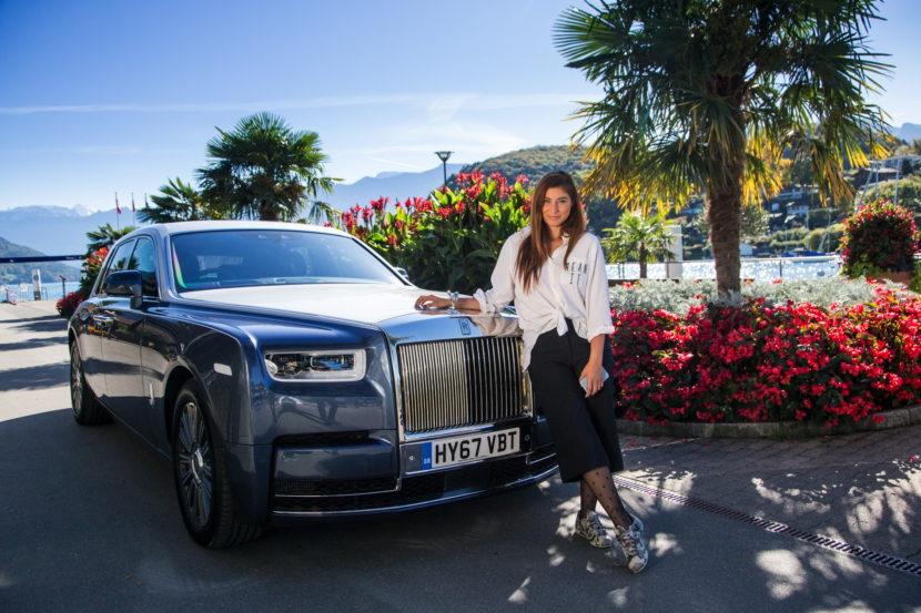 Rolls Royce Phantom VIII 70 830x553