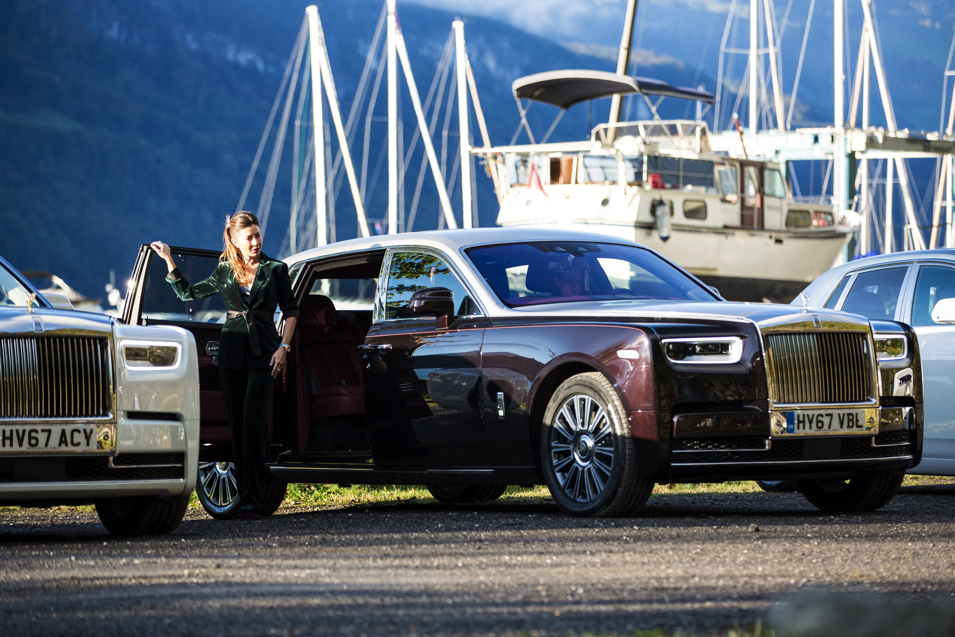 Beautiful Photo Gallery Of The New Rolls Royce Phantom Viii