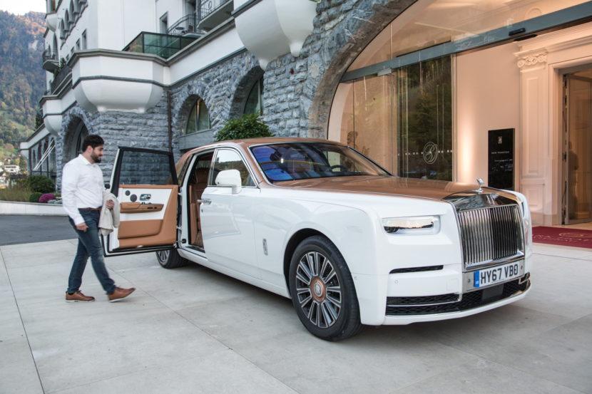 Rolls Royce Phantom VIII 80 830x553