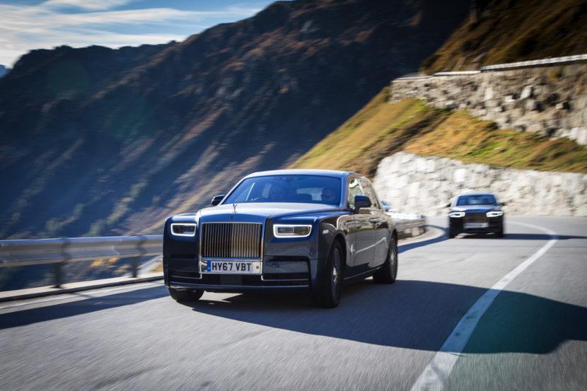 Rolls Royce Phantom VIII 84 830x553